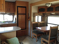 Full House Farm Farmstay Trailer